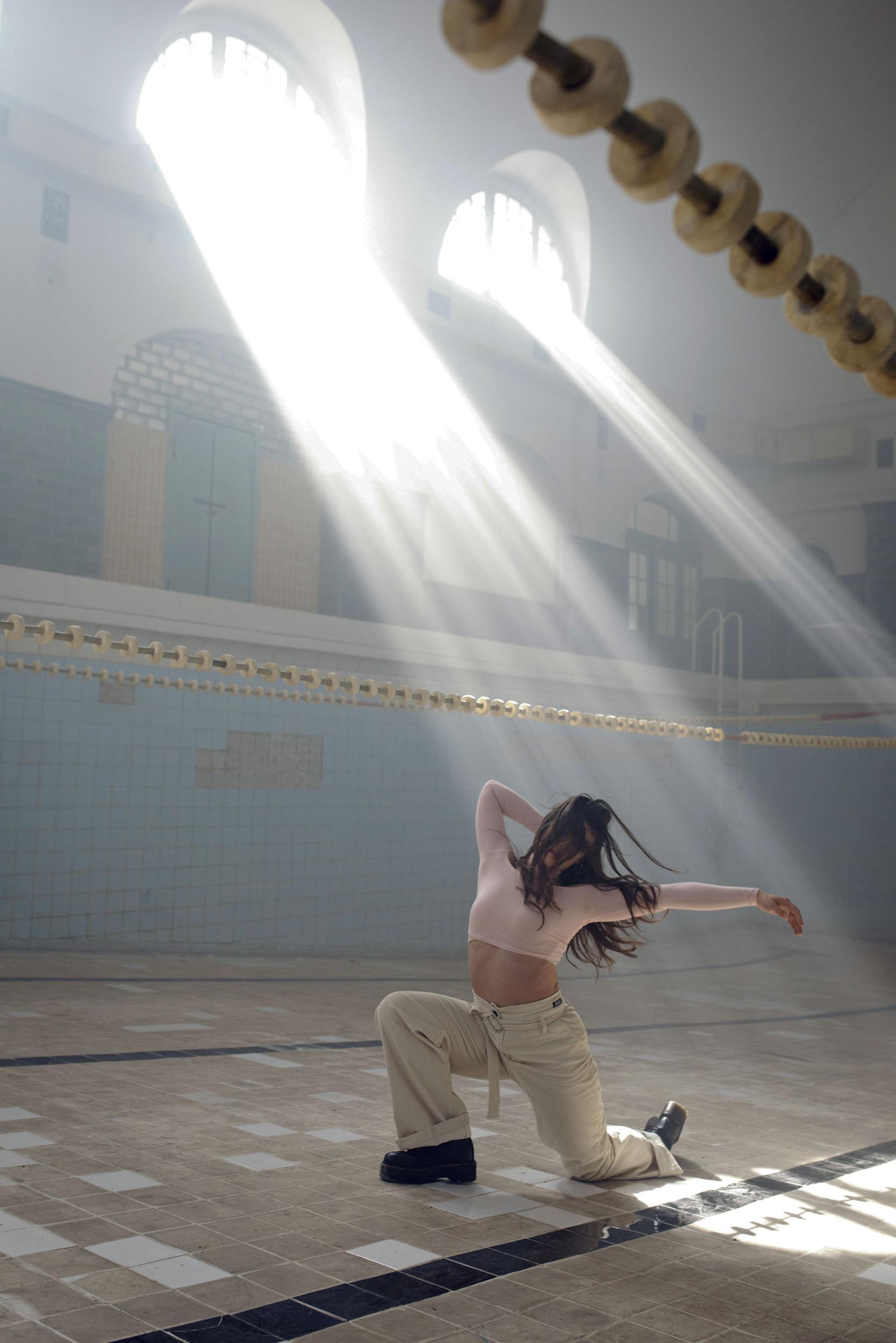Laura the Ballerina